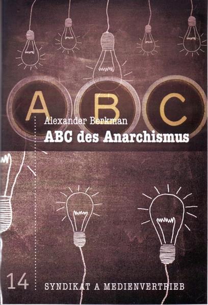 ABC des Anarchismus - Coverbild
