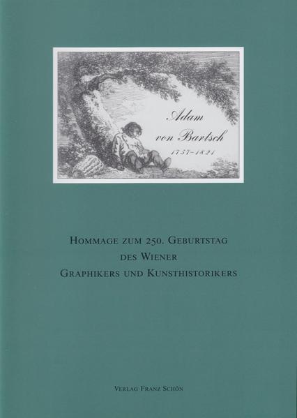 Adam von Bartsch (1757-1821) - Coverbild