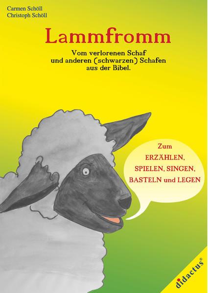 Lammfromm - Coverbild