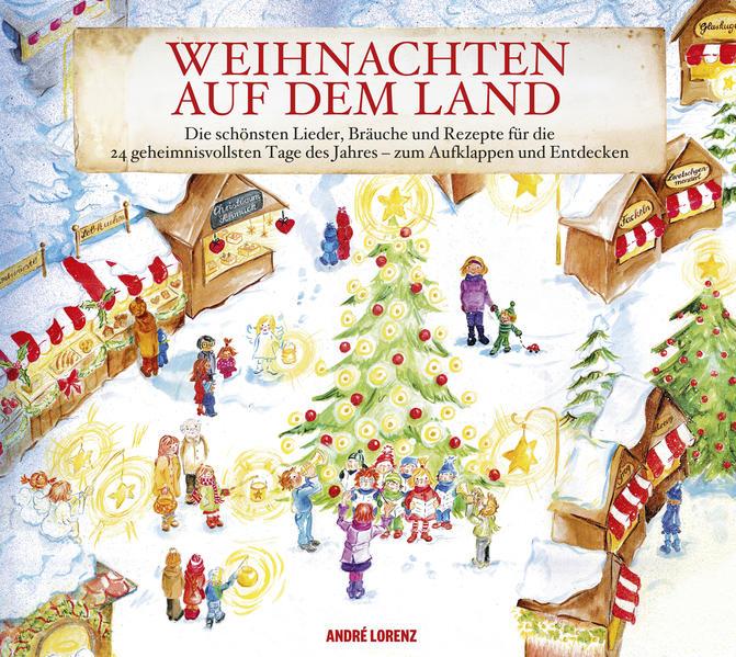 Weihnachten auf dem Land - Coverbild