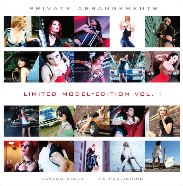 Private Arrangements - Limited Model-Edition - Coverbild