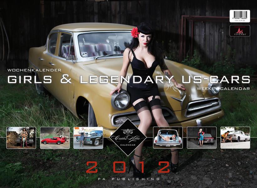 Private Arrangements - Girls & Legendary US-Cars 2012 - Coverbild