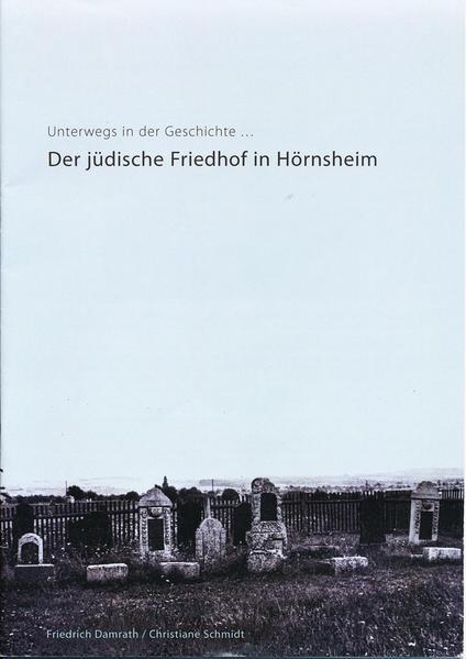 Der jüdische Friedhof in Hörnsheim Epub Ebooks Herunterladen