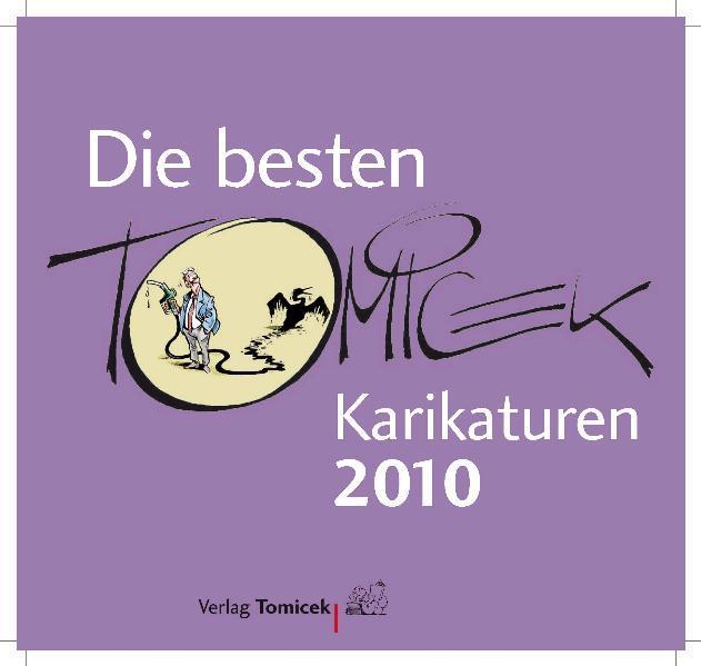 Die besten Tomicek-Karikaturen 2010 - Coverbild