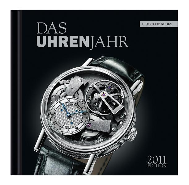 Das Uhrenjahr 2011 - Coverbild