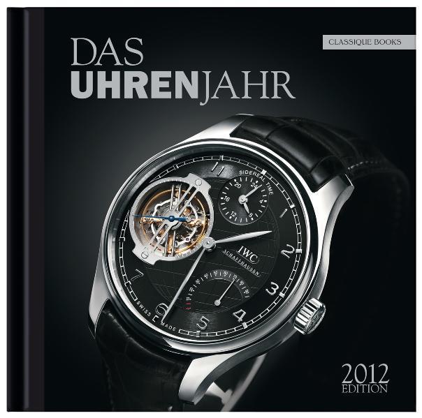 Das Uhrenjahr 2012 - Coverbild