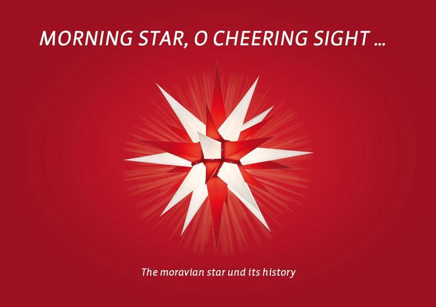Morning Star,O Cheering Sight - Coverbild