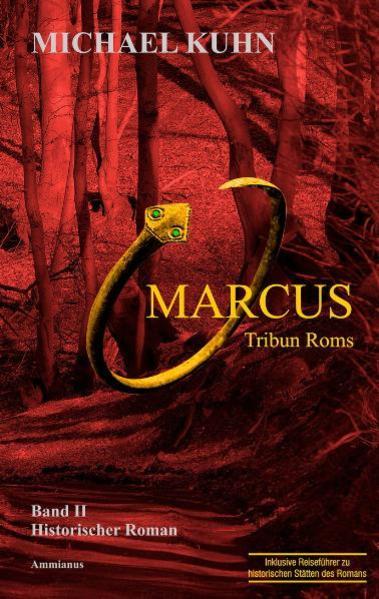 Marcus - Tribun Roms - Coverbild