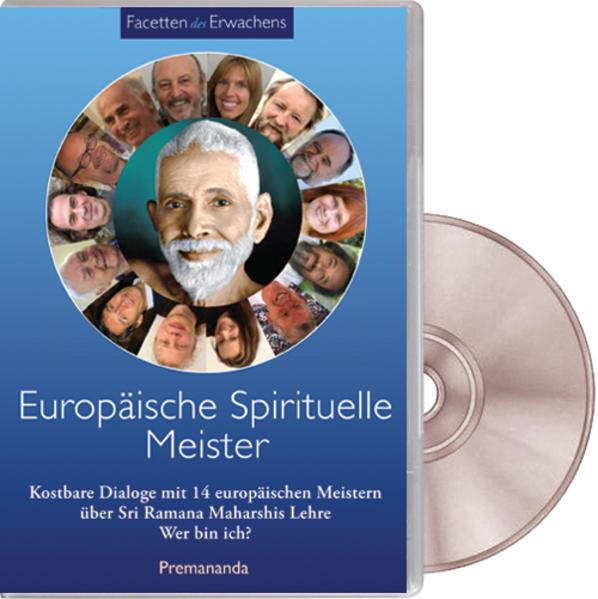 Europäische Spirituelle Meister - Coverbild