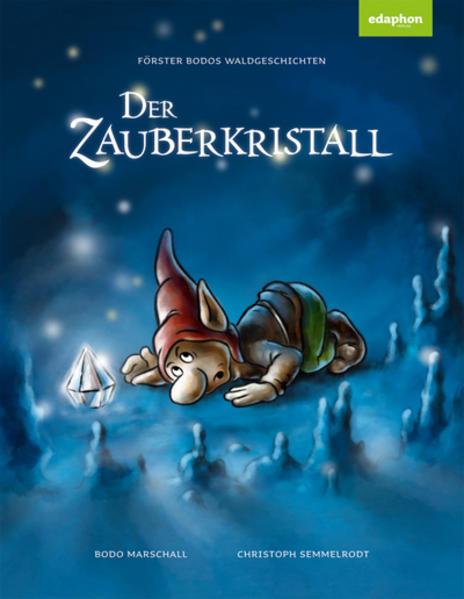 Förster Bodos Waldgeschichten - Der Zauberkristall - Coverbild