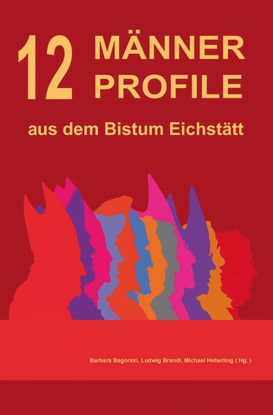 12 Männer Profile aus dem Bistum Eichstätt - Coverbild