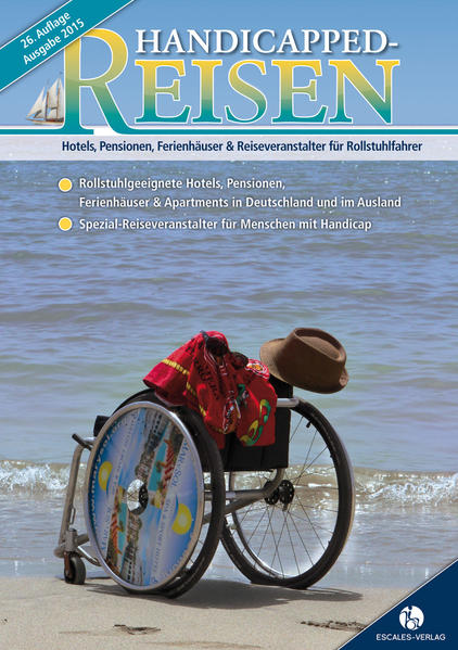 Handicapped-Reisen - Coverbild