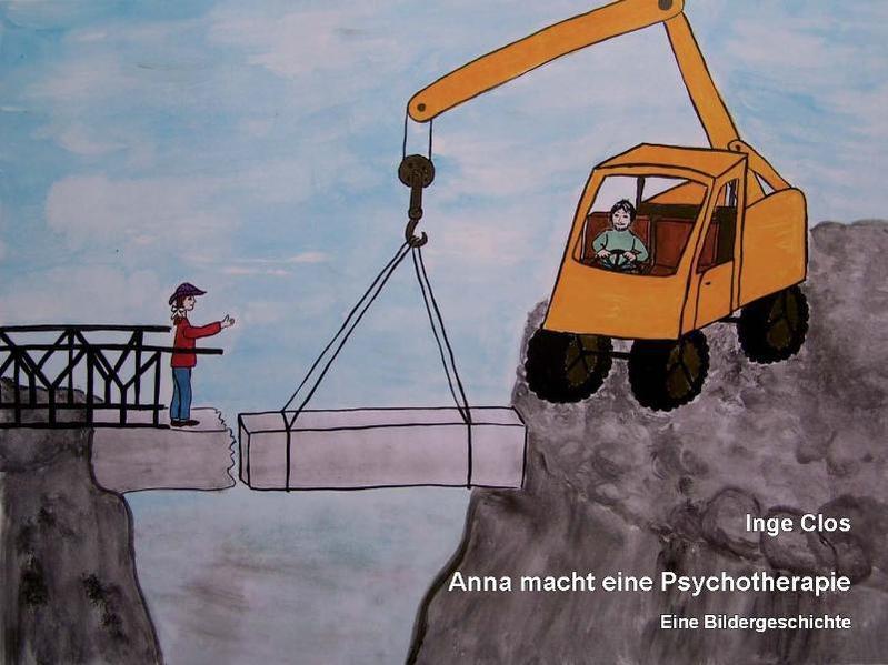 Anna macht eine Psychotherapie - Coverbild