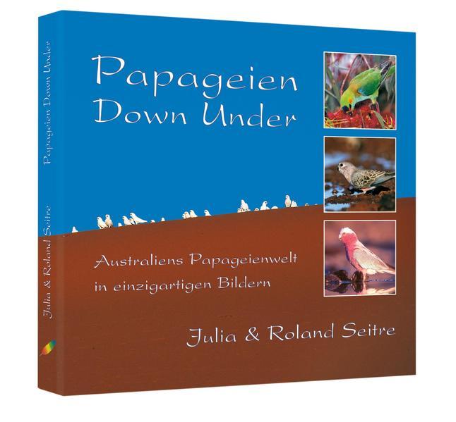Papageien Down Under - Coverbild