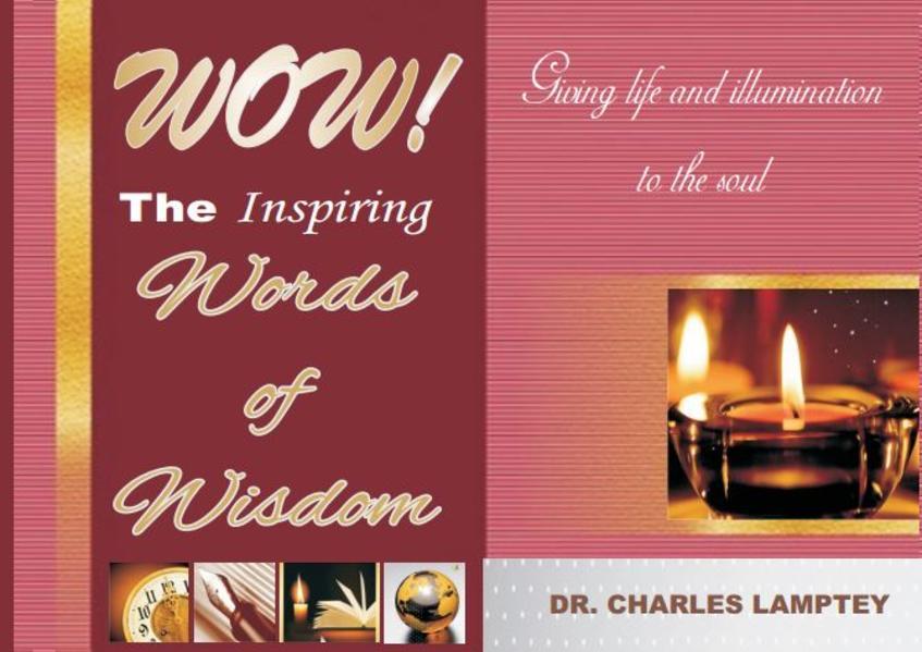 The Inspiring Words of Wisdom - Coverbild