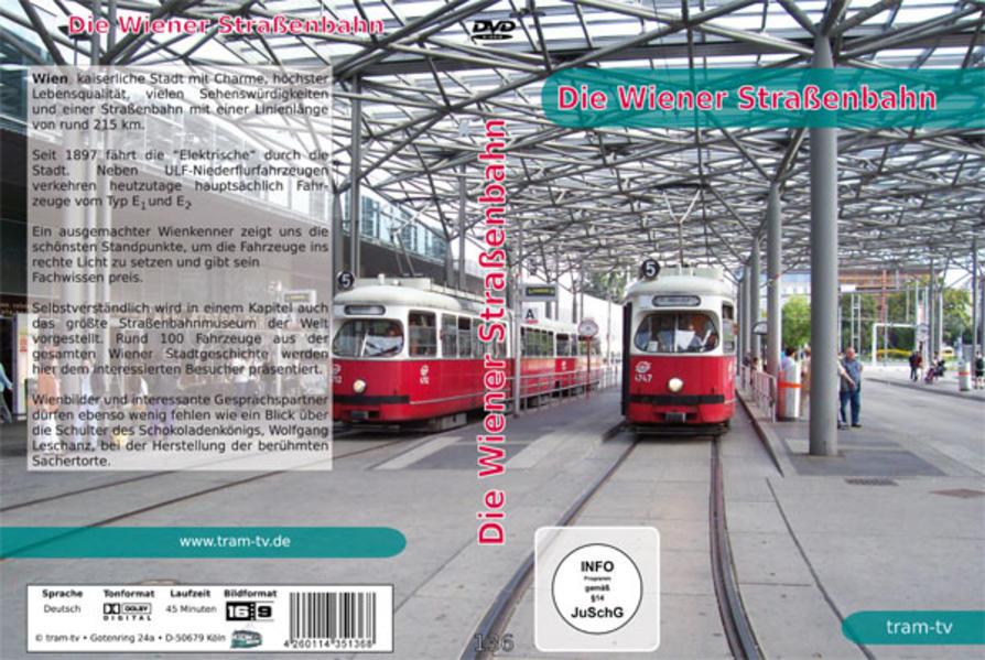 Die Wiener Straßenbahn - Coverbild