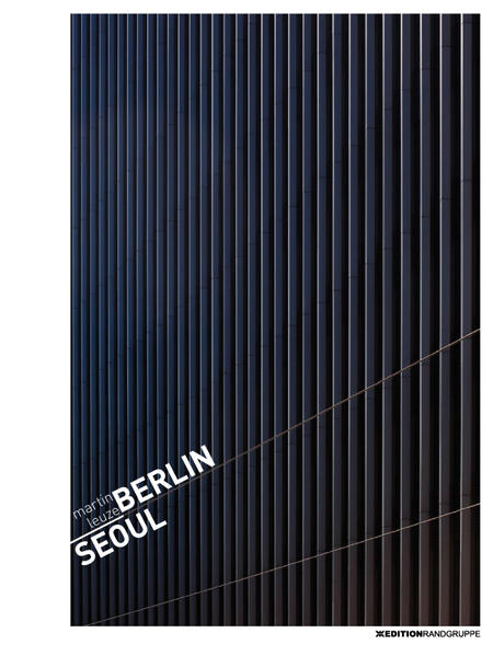 Berlin - Seoul. - Coverbild