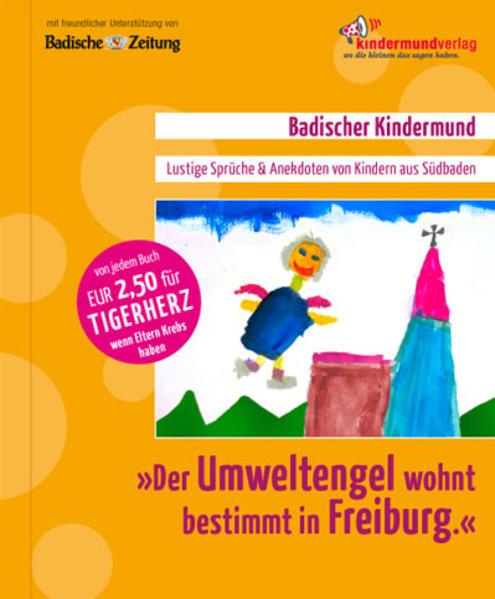 Der Umweltengel wohnt bestimmt in Freiburg. - Coverbild