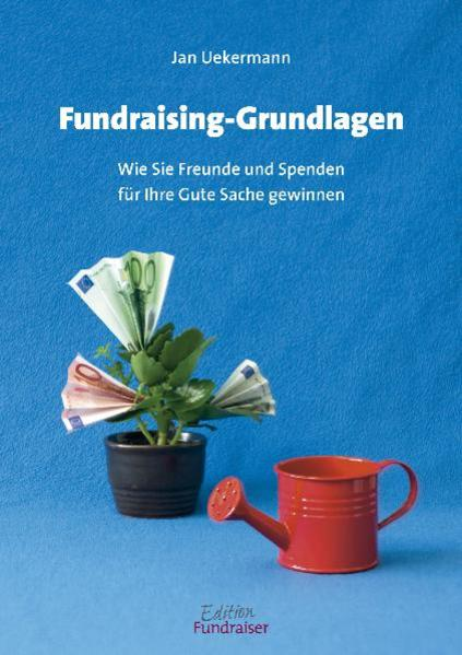 Fundraising-Grundlagen - Coverbild