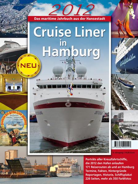 Cruise Liner in Hamburg 2012 - Coverbild