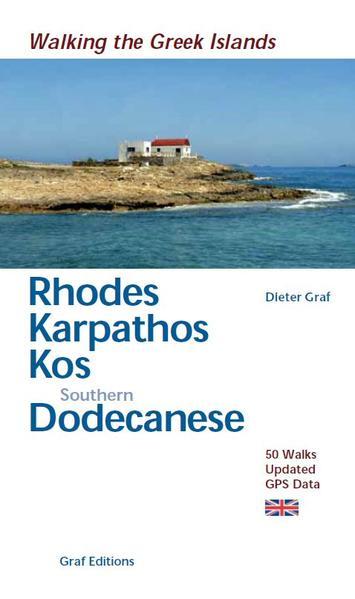 Rhodes, Karpathos, Kos, Southern Dodecanese - Coverbild