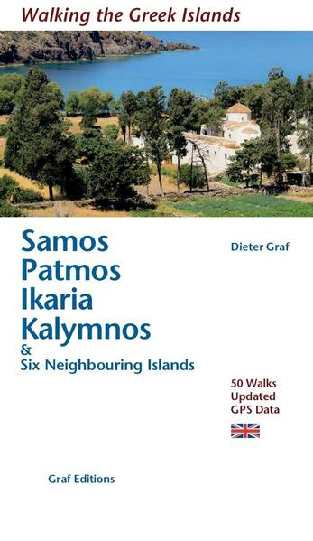 Samos, Patmos, Ikaria, Kalymnos & Six Neighbouring Islands - Coverbild