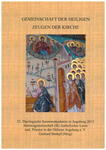 Gemeinschaft der Heiligen - Coverbild