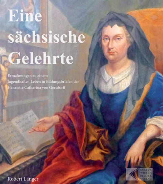 Eine sächsische Gelehrte - Coverbild