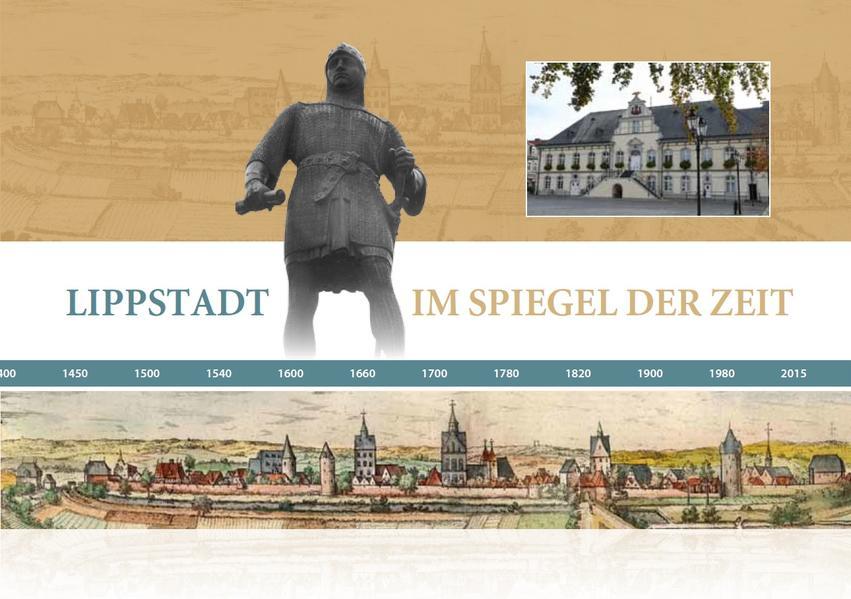 Lippstadt im Spiegel der Zeit - Coverbild