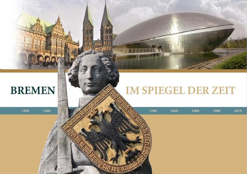 Bremen im Spiegel der Zeit - Coverbild