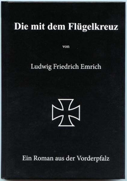 Die mit dem Flügelkreuz - Coverbild