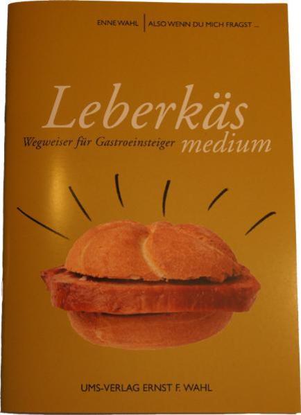 Leberkäs medium - Coverbild