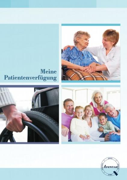 Meine Patientenverfügung - Coverbild