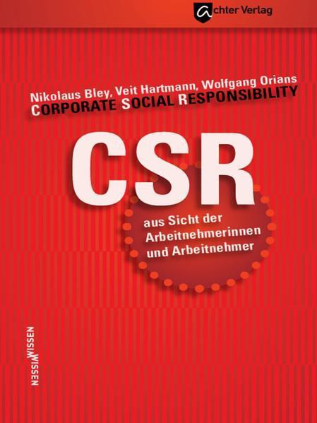 CSR aus Sicht der Arbeitnehmerinnen und Arbeitnehmer - Coverbild