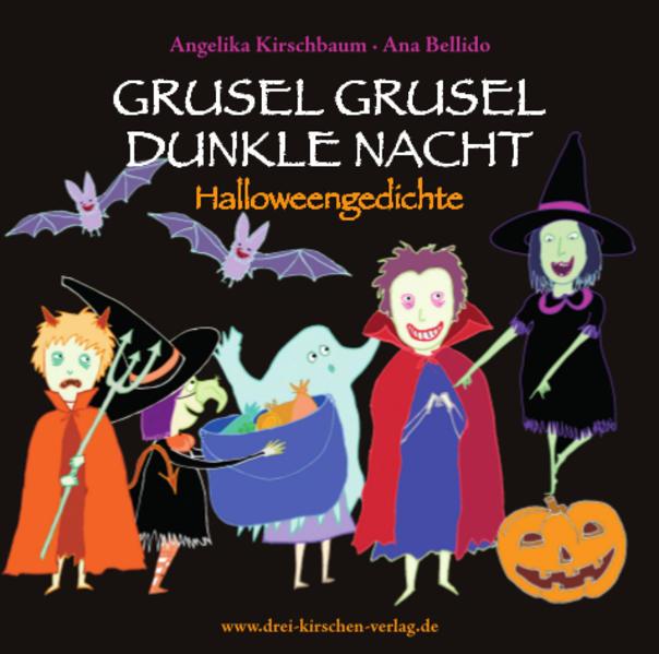 GRUSEL GRUSEL DUNKLE NACHT - SPOOKY SPOOKY SCARY NIGHT  Hörbuch - Coverbild