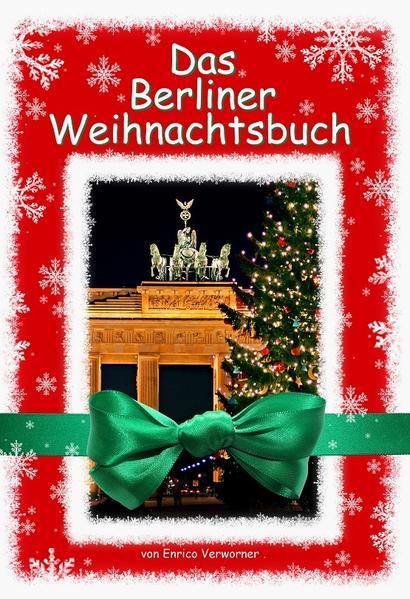 Das Berliner Weihnachtsbuch - Coverbild