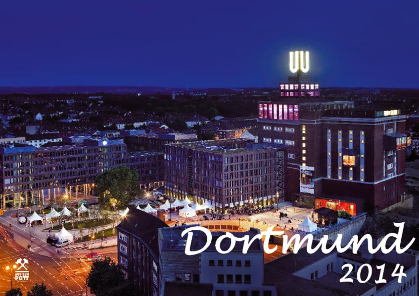 Kalender Dortmund 2014 - Coverbild