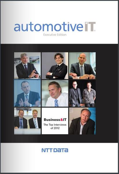 automotiveIT Executive Edition - Coverbild