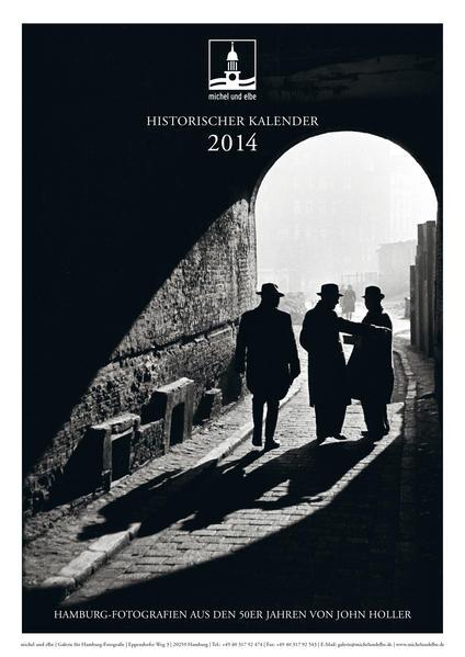 historischer Kalender 2014 - Coverbild