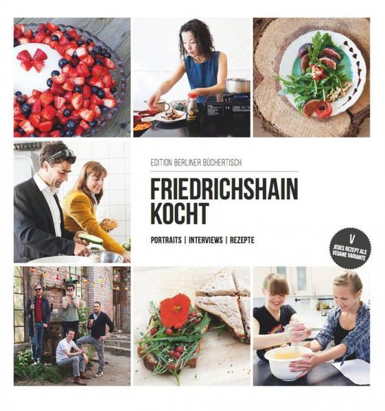 Friedrichshain kocht - Coverbild