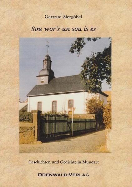 Sou wor's un sou is es - Coverbild