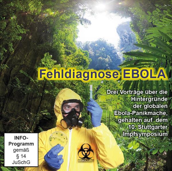 Fehldiagnose Ebola - Coverbild