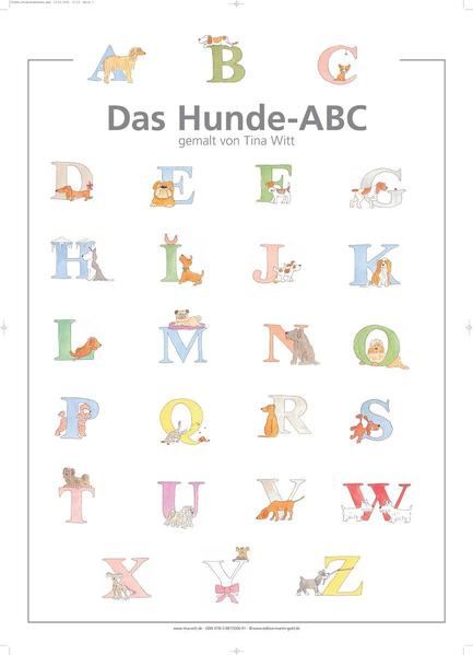 Das Hunde-ABC - Coverbild