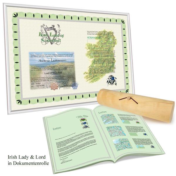 Irland Lord-Titel Strandhill - Coverbild