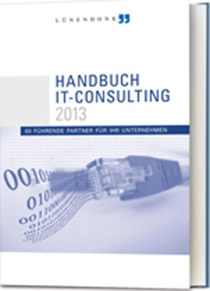 Lünendonk Handbuch IT-Consulting 2013 PDF Herunterladen
