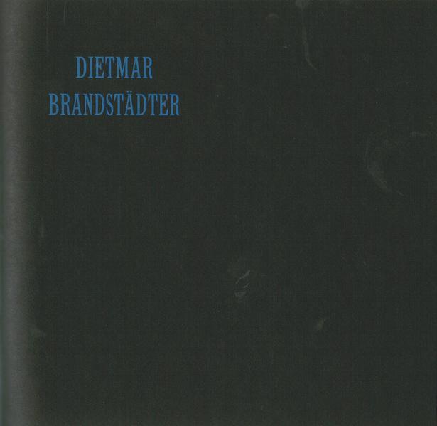Dietmar Brandstädter - Coverbild