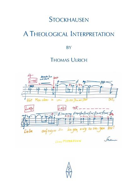 Stockhausen: A Theological Interpretation - Coverbild