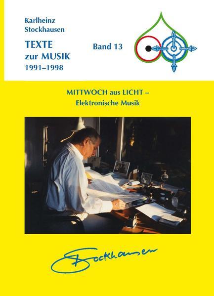 TEXTE zur MUSIK 1991-1998 Band 13 - Coverbild