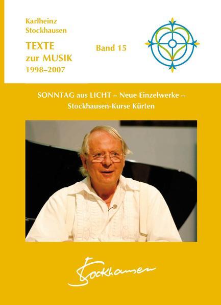 TEXTE zur MUSIK 1998-2007 Band 15 - Coverbild