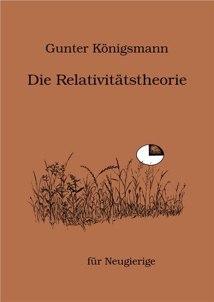 Die Relativitätstheorie - Coverbild